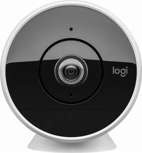 Câmera Logitech Circle 2 Indoor/outdoor Wi-fi Pronta