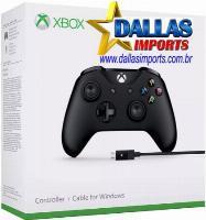 Controle Sem Fio Para Xbox One + Cabo
