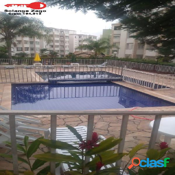 LINDO! Apartamento a Venda Horto do Ipê, 62 mts, 2 dorms,