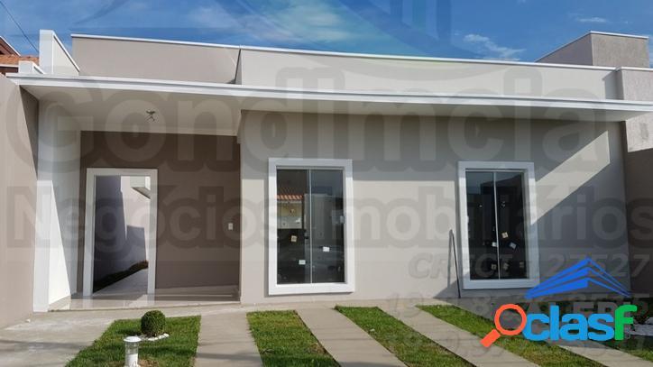 Linda casa nova em condomínio Dr Falseti - Mogi Guaçu