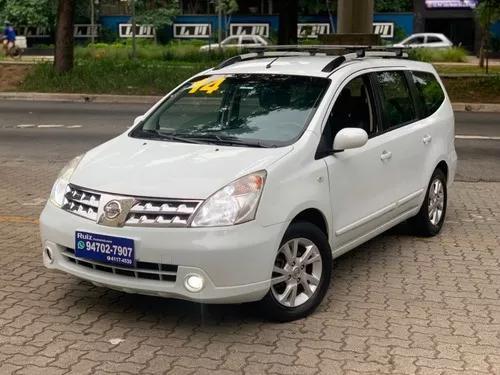 Nissan Grand Livina 1.8 Sl Flex Aut. 5p