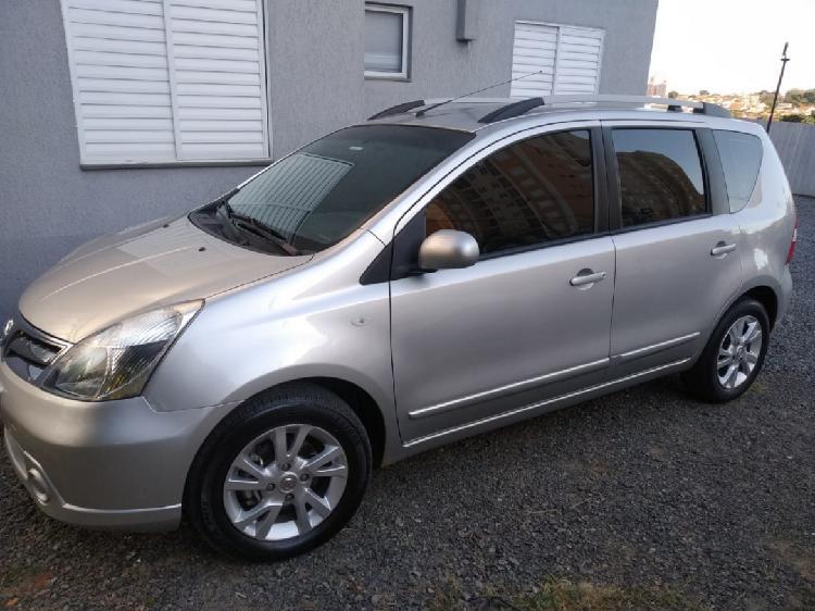 Nissan Livina Automatica 2014