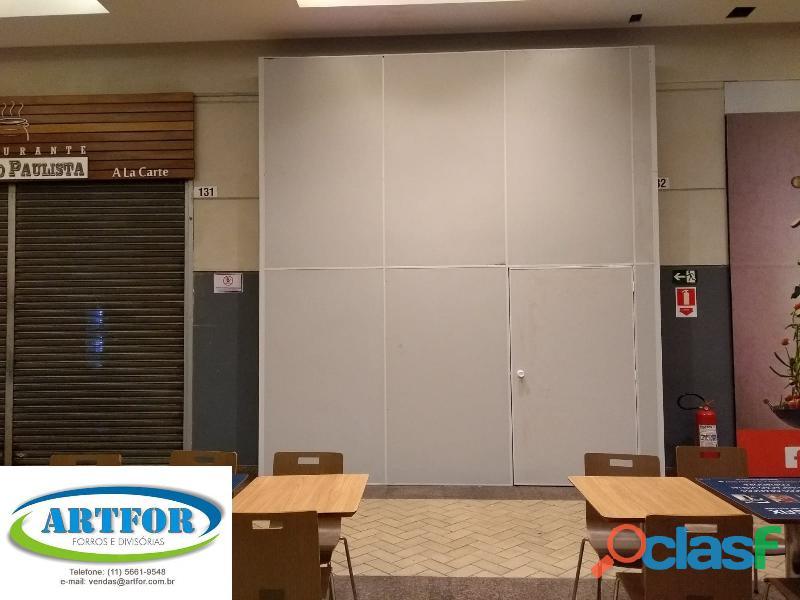 Tapumes Para Shopping, Locação Tapumes Bom Retiro, Aluguel