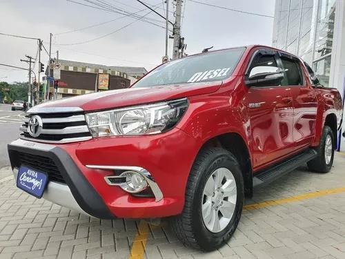 Toyota Hilux Hilux CD SRV 4x4 2.8 TDI Diesel Aut.