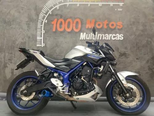 Yamaha Mt 03 Abs 2017 Otimo Estado Aceito Moto