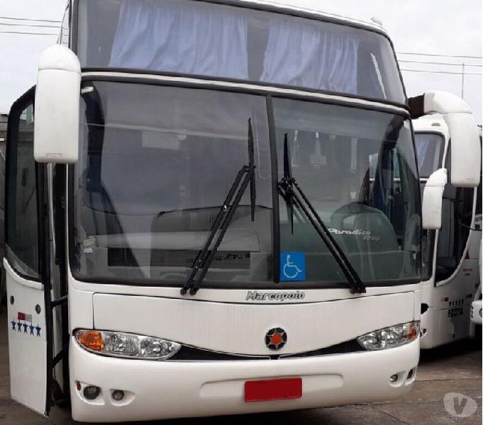 nibus Rodoviário Marcopolo G 6 1200 - Scânia K - 340