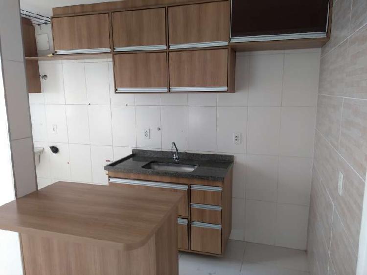 Apartamento 2 dormitórios no Parque São Vicente - Mauá -