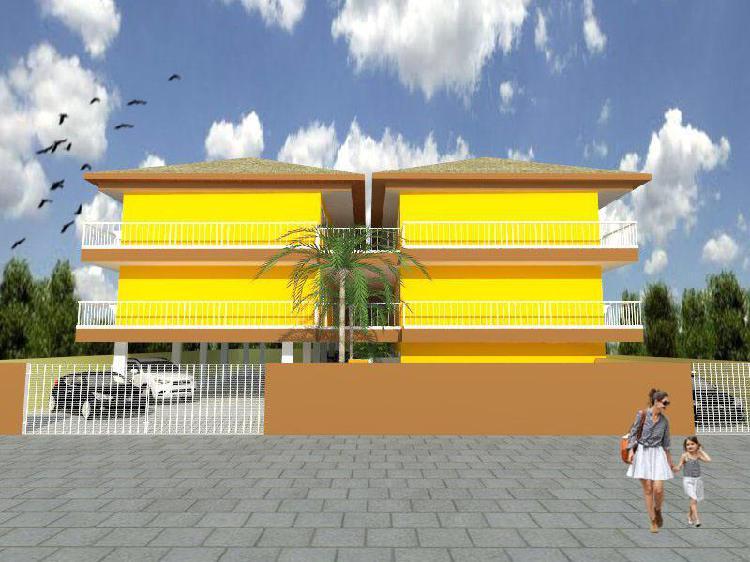 Apartamento com Vista para o Mar na Praia de Maranduba -