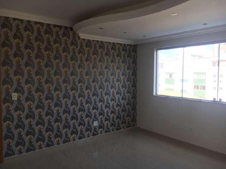 Apartamento excelente 3 quartos 1 suite 2 vagas predio com