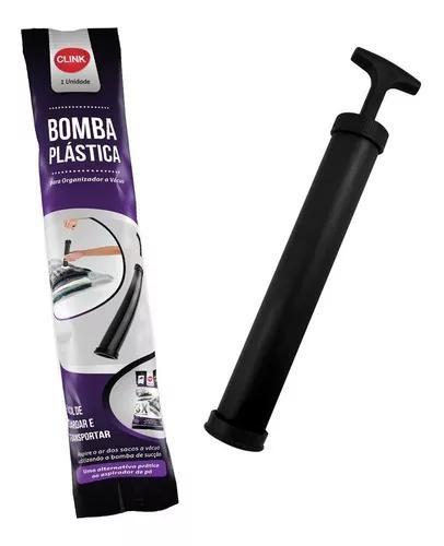 Bomba De Ar Manual Sucção Para Saco A Vácuo Organizador