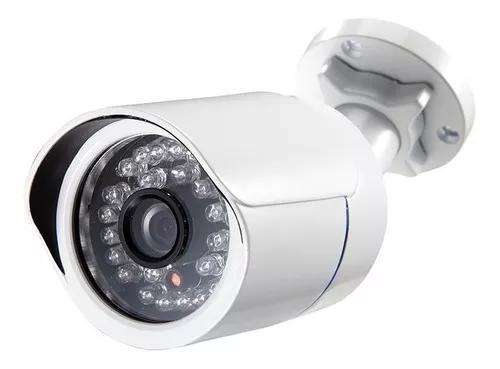 Câmera Infra Cftv Ahd 1.3 Mp Ip66 Monitoramento Residencial