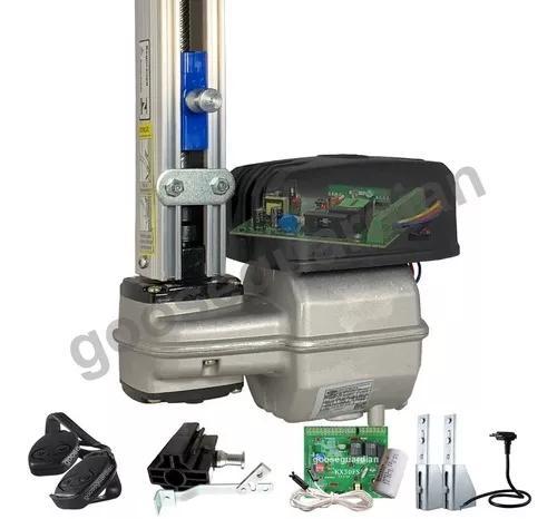 Kit 1 Motor Rossi Bv Nano Azul Turbo 2 Control 2 Suporte 1