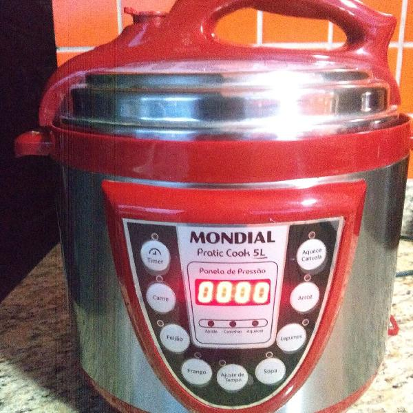 panela de pressão elétrica Mondial