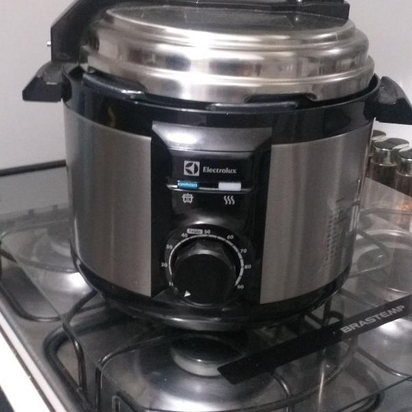 panela de pressão elétrica electrolux pce20 900w - 5l