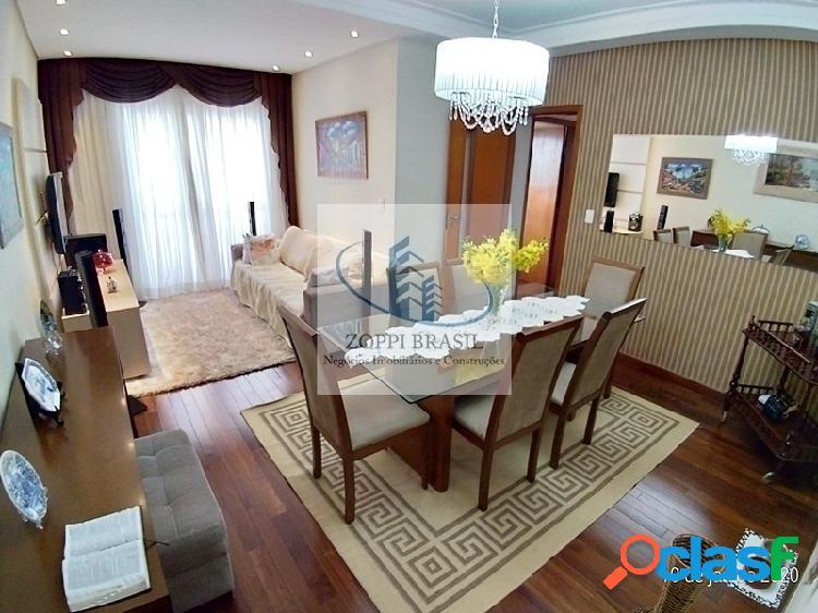 AP547 - Apartamento à venda em Nova Odessa,Parque Fabricio