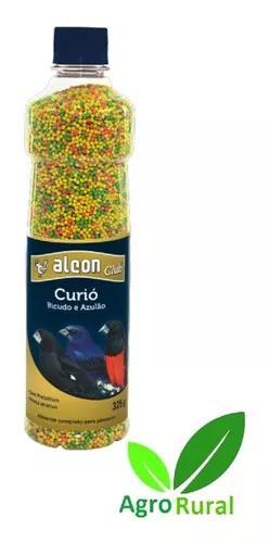 Alcon Club Curió. Ração P/ Curió, Bicudo, Azulão,
