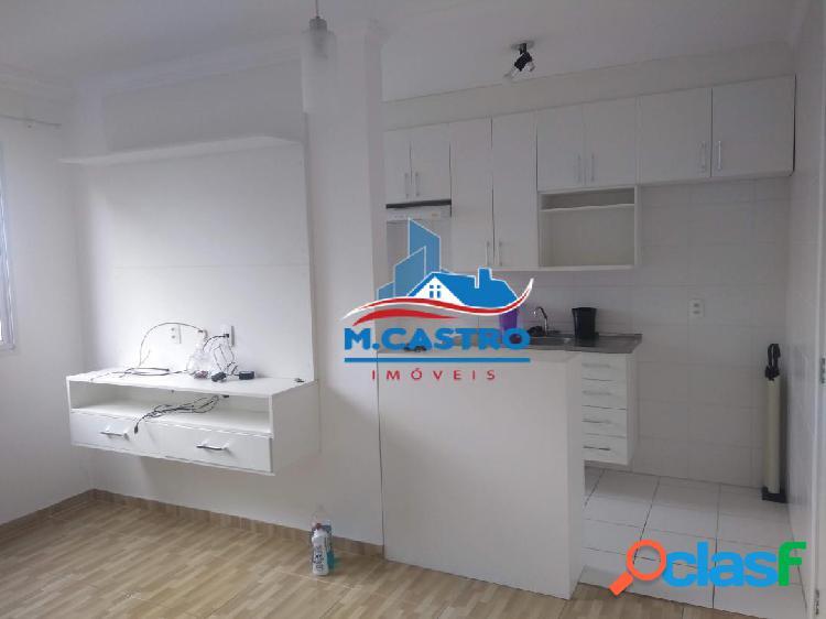 Apartamento 02 Dormitórios C/ Planejados - Vila Arbori