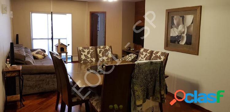 Apartamento com 3 dorms em Santo André - Paraíso por 540