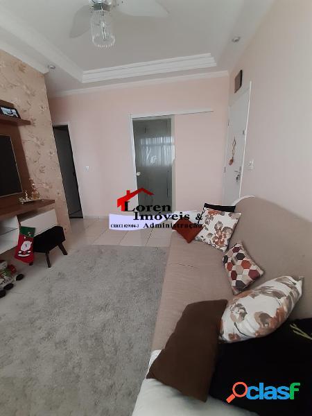 Apartamento de 2 dormitórios Parque São Vicente!