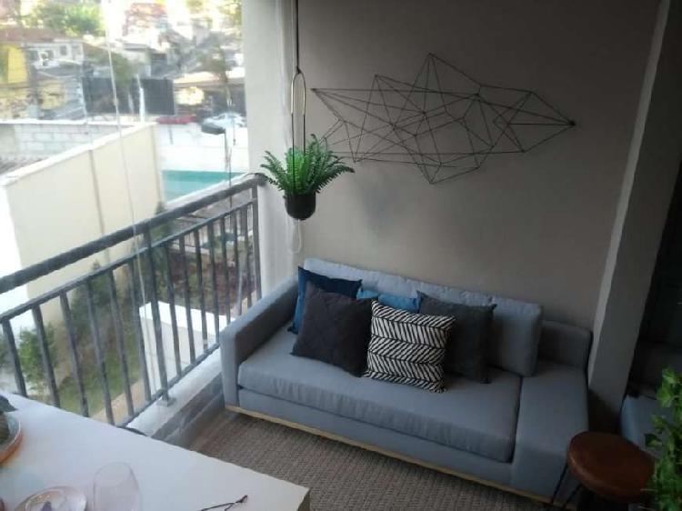 Apartamento no Sacomã | 74m², sendo 03 dormitórios, 01