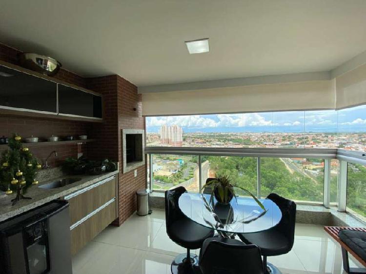 Apartamento à venda no bairro Jardim das Américas, com 134