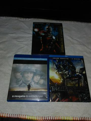 Blu-ray edição especial 2 discos