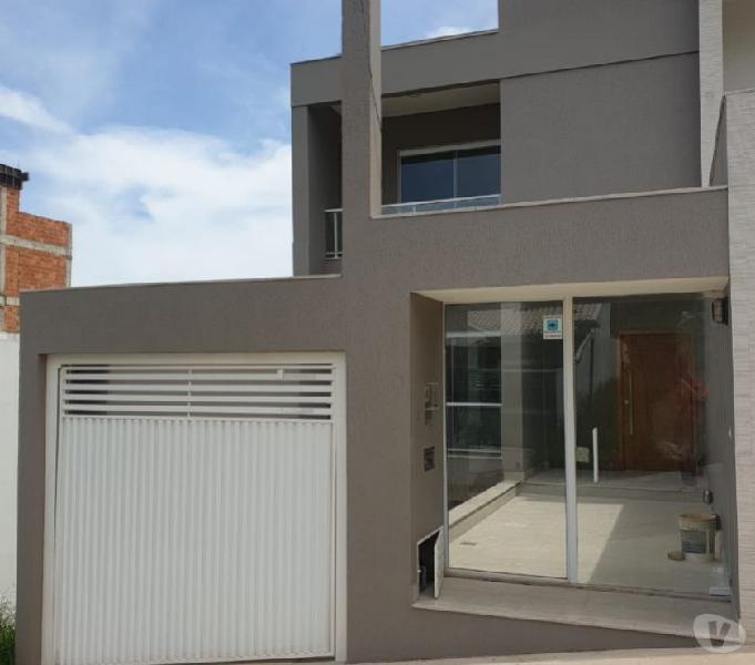 Casa 219 m² no Vivendas do Lago pronta para morar