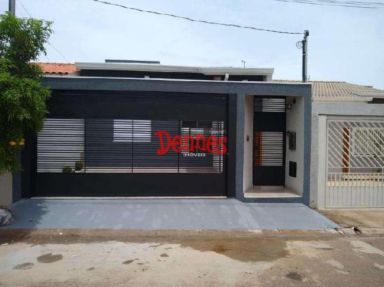 Casa com 3 dorms, Residencial Quinta dos Vinhedos, Bragança