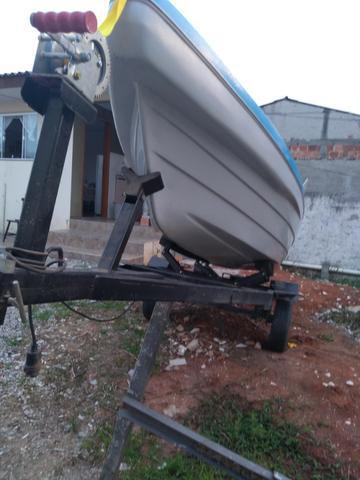 Conjunto barco