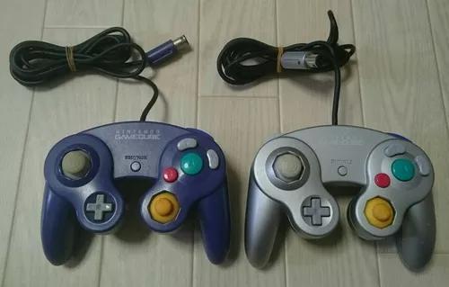 Controle Gamecube Original Nintendo, Duas Cores Disponíveis