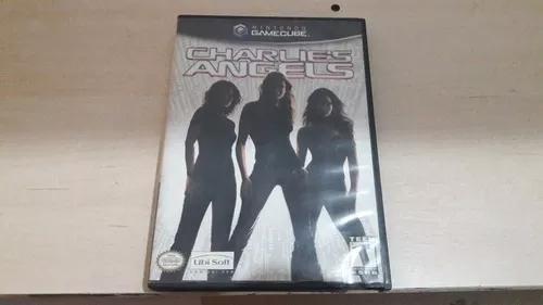 Jogo Original Para Nintendo Game Cube Charlie's Angels