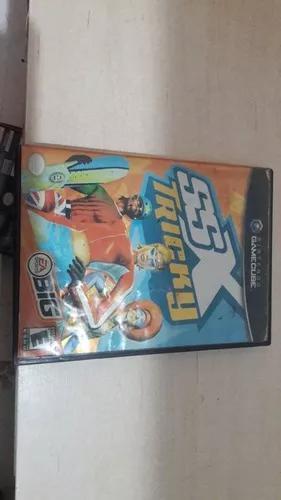 Jogo Original Para Nintendo Game Cube Ssx Tricky