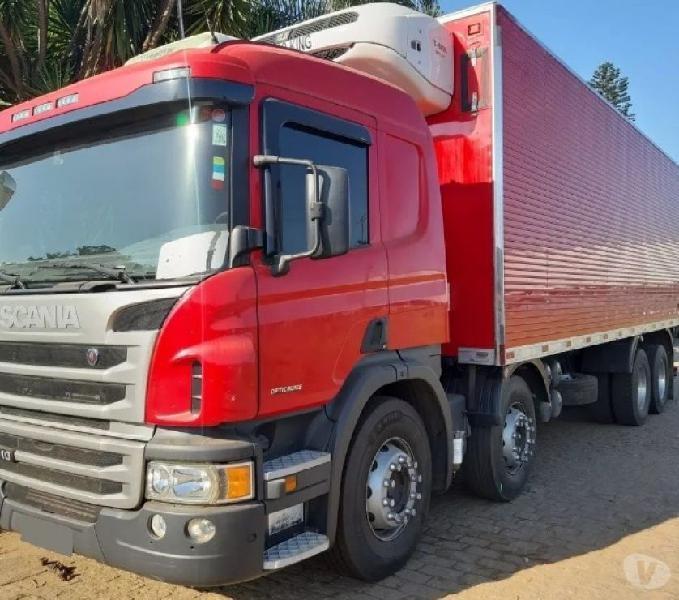 Scania p 310 bitruck
