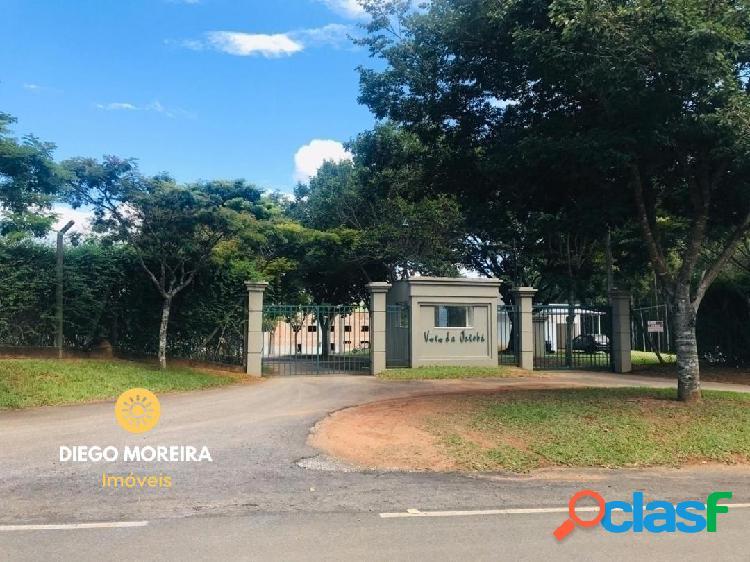 Terreno á venda em condomínio - Piracaia com 1.220 m²