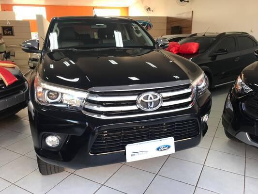 Toyota Hilux CD SRX 2.8 2016 Diesel