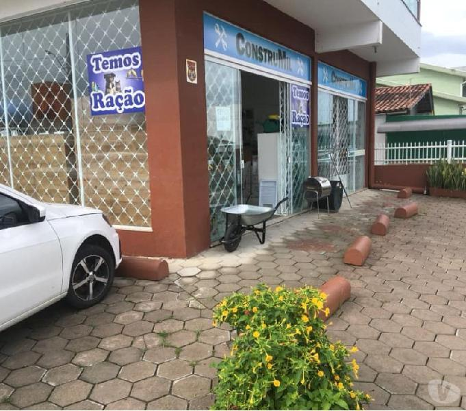 venda de loja de material de construção
