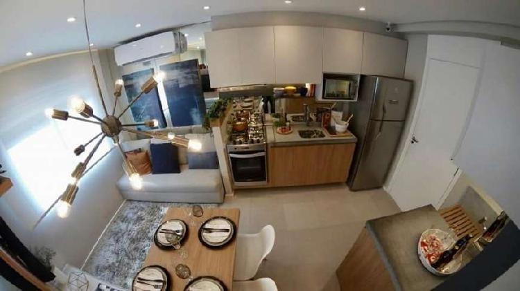 Apartamento 2 quartos no Horto do Ipê
