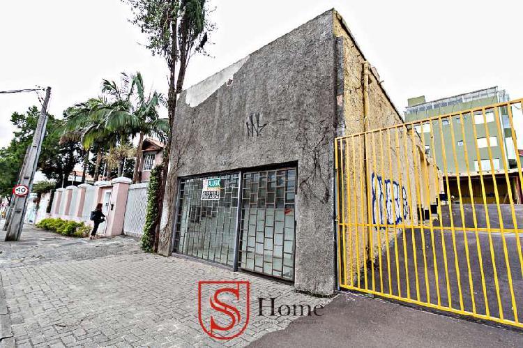 Casa comercial] para [alugar] no [Centro] de [Curitiba]