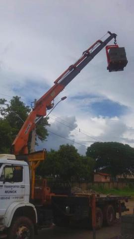 Garfo Paleteira 2,5 ton