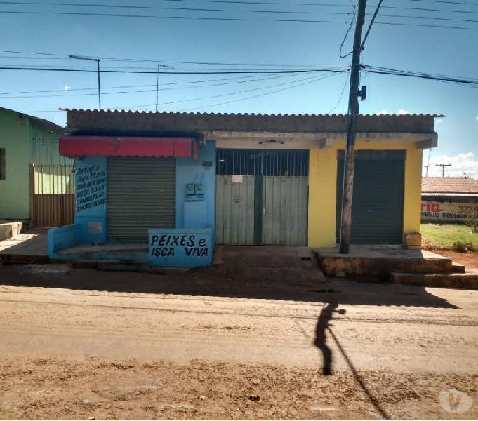 Imóvel + 2 pontos comerciais, BR-153, Terezópolis de