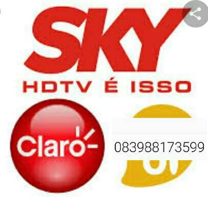 Instalação e manutenção de antenas Oi tv, Claro, SKY