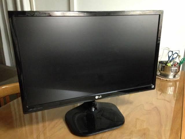 Monitor FullHD LG Led HDMI 24 Polegadas