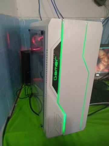 PC Gamer I5 3.6Ghz GTX 1050 2Gb DDR5 8GB 1T SSD 120 GB