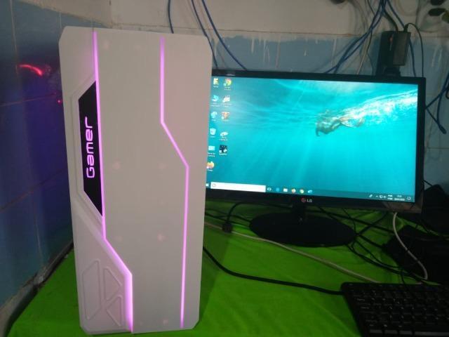 PC Gamer i7 3770 3.6Ghz GTX 1050 DDR5 8GB 1T Ssd 120 GB