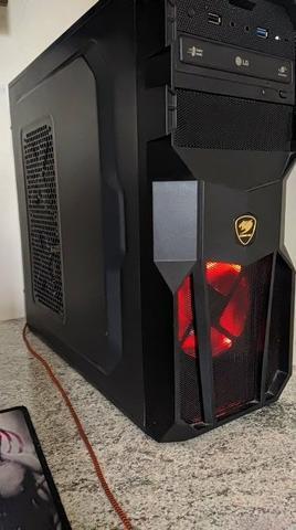 Pc gamer, AMD FX-6100, GTX-1050ti 4gb msi, 8gb ram ddr3