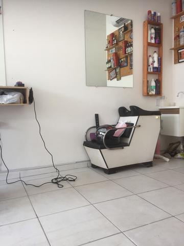 Preciso de um barbeiro que tenha uma cadeira