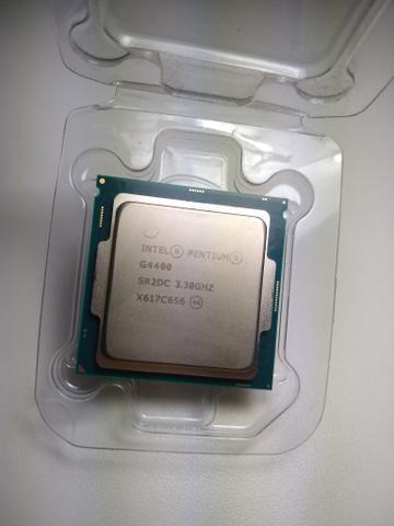 Processador LGA 1151 Intel Pentium G4400 3.30Ghz