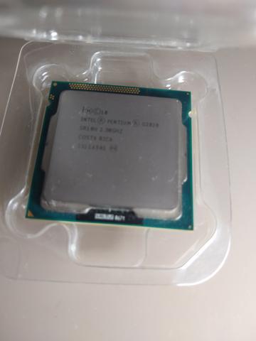 Processador Lga 1155 Intel Pentium 2.9Ghz 3°Geracão