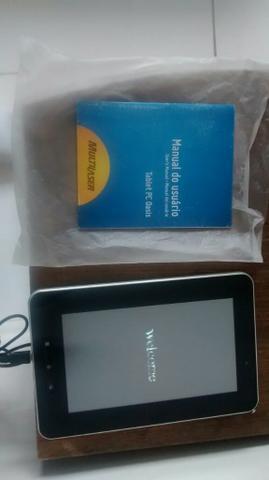 Tablet Multilaser semi novo aceito troca