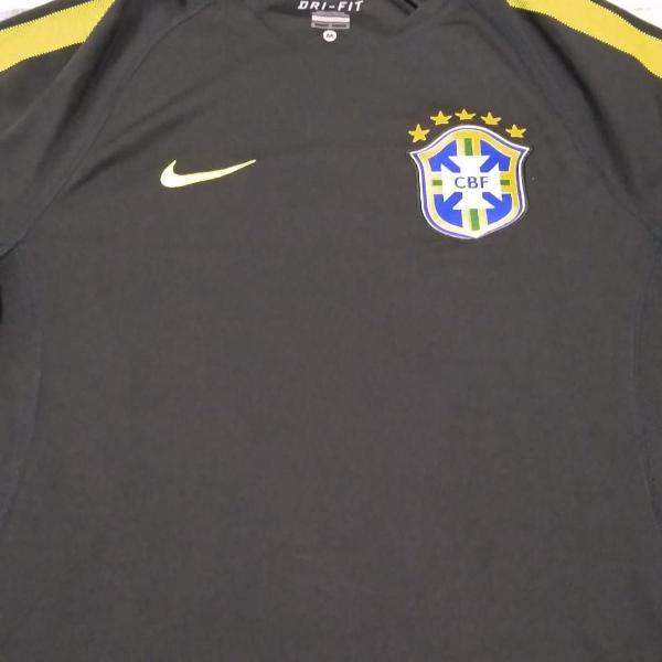 camiseta de treino seleção brasileira original